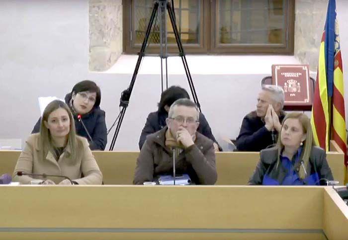 Pleno ayuntamiento Llíria