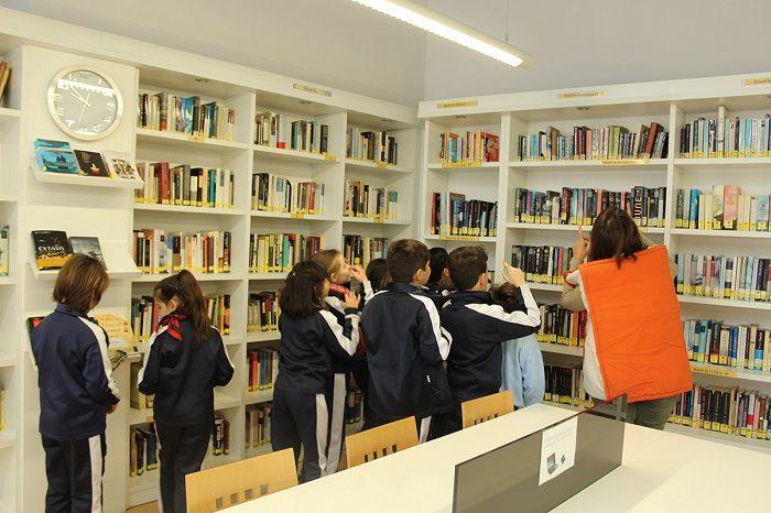 La campa a bon dia biblioteca acerca los libros a - Biblioteca l eliana ...