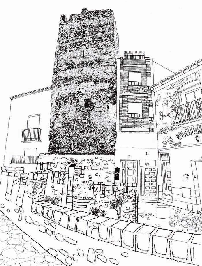torre senyor serra