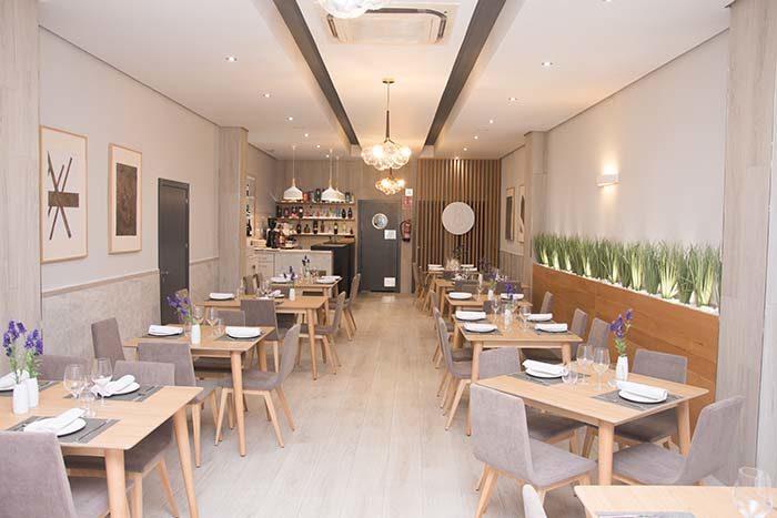 restaurante aibor y restaurante boira