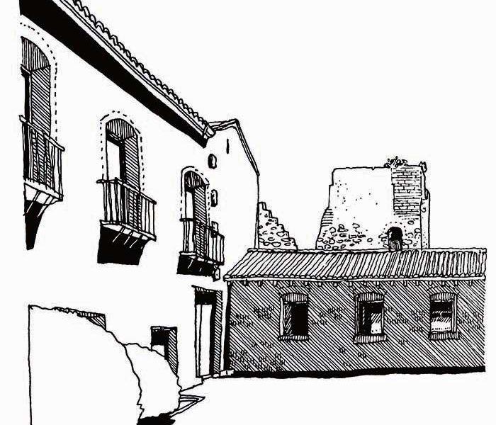Casa de la Señoria de Olocau