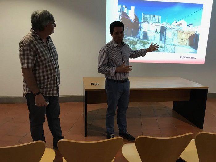 Presentación Proyecto Pont del Vidre
