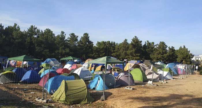 acampada Festardor camp de túria