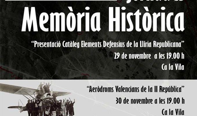 Cartell memoria historica
