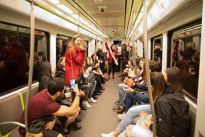 metro camp de turia
