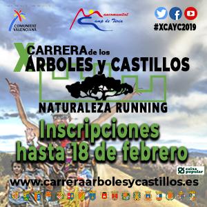 Carrera de Árboles y Castillos 2019