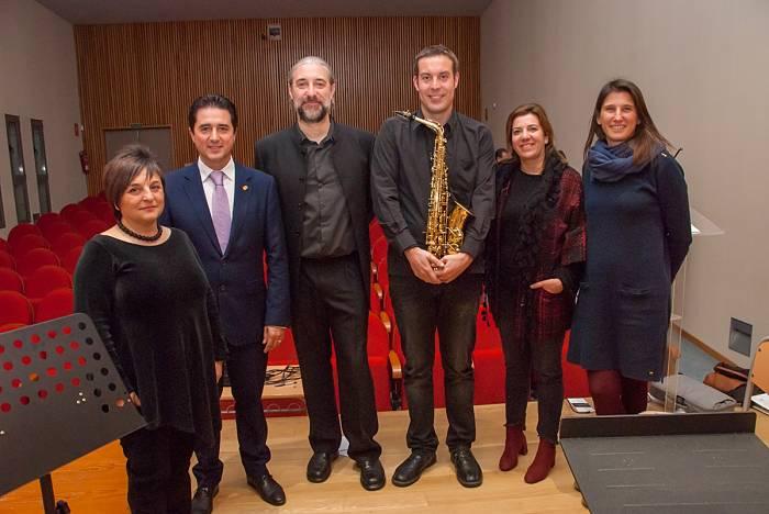 Presentación candidatura ciudad creativa de la música Camp de Túria