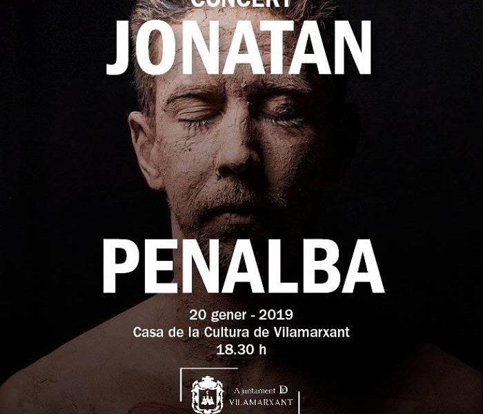 Concierto Jonatan Penalba Camp de Túria
