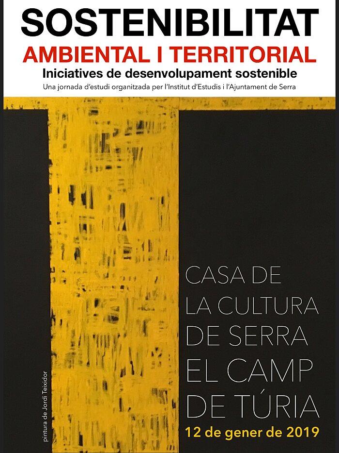Jornada jornada de sensibilidad ambiental y territorial Camp de Turia