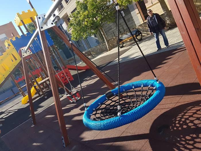 Parque infantil Camp de Túria