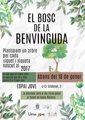Bosque de la bienvenida Camp de Túria