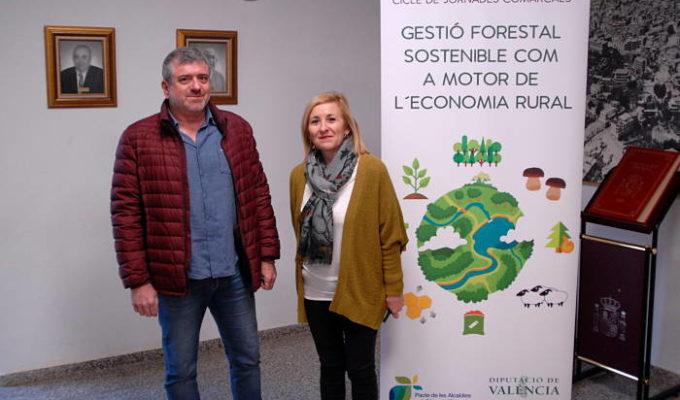 Gestión Forestal Diputación Camp de Túria