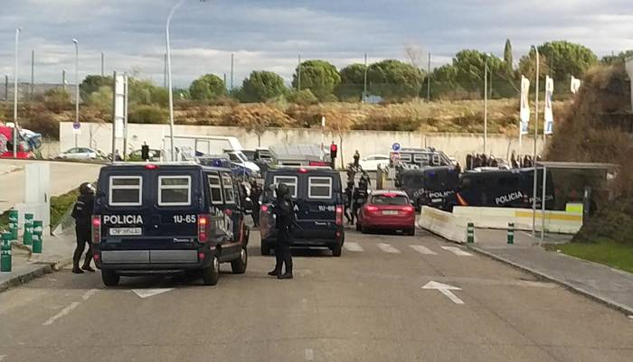 Taxistas Fitur Camp de Túria