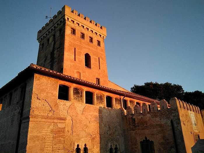 castell de benissano camp de turia