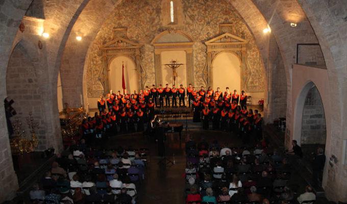 concierto iglesia sangre Camp de Túria