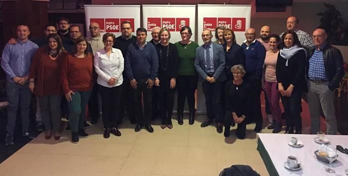 Consellera Salvador PSOE Camp de Túria