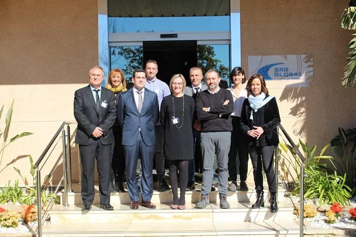 visita consellera poligono Camp de Túria