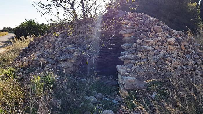 Edificis pedra seca camp de turia