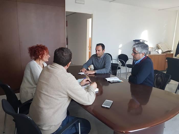 Reunió ocupació manco Camp de Túria