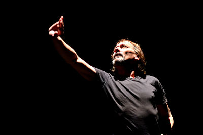 Jose Huertas flamenco camp de turia