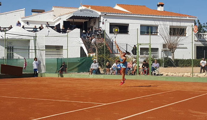 open tenis femenino Camp de Túria