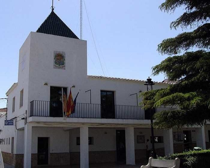 ayuntamiento de marines camp de turia