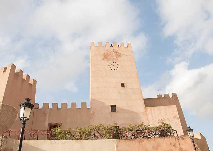 castell de betera camp de turia