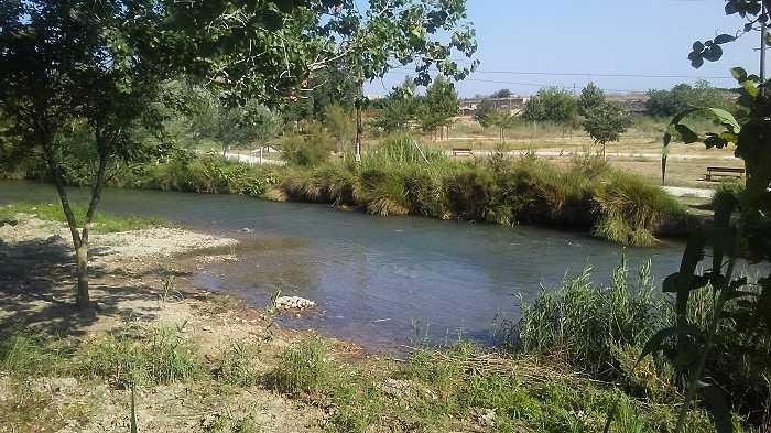 rio turia camp de turia