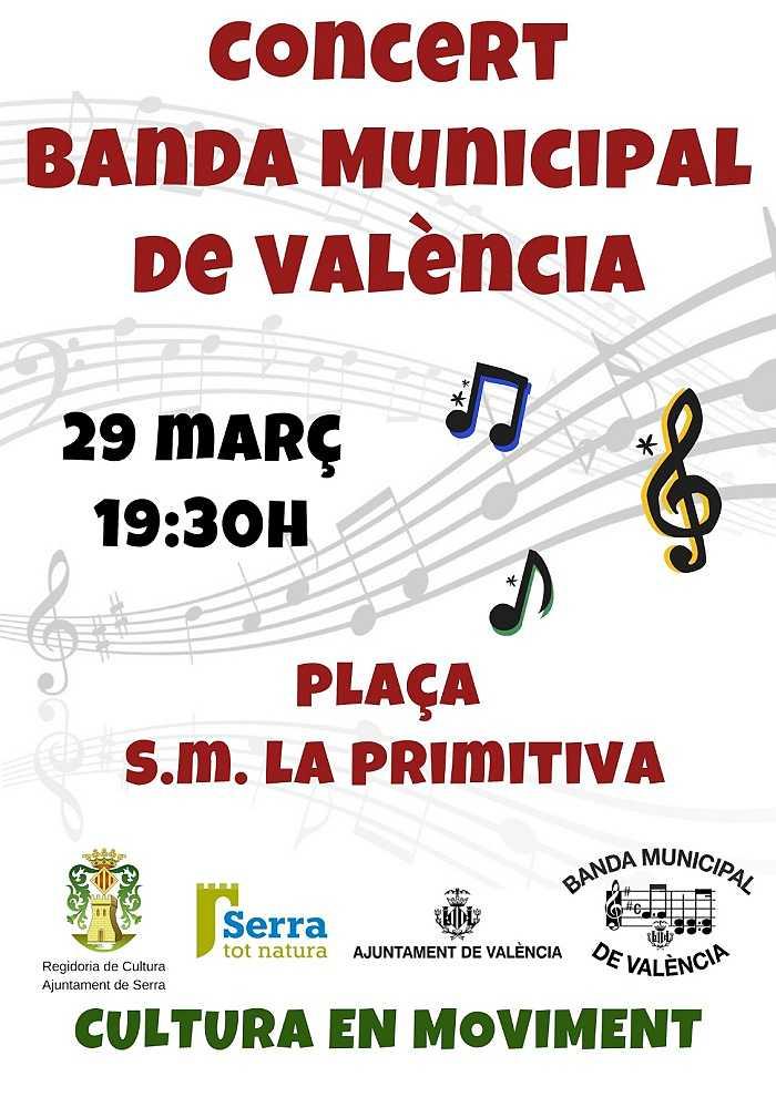 cartel banda valencia camp de turia