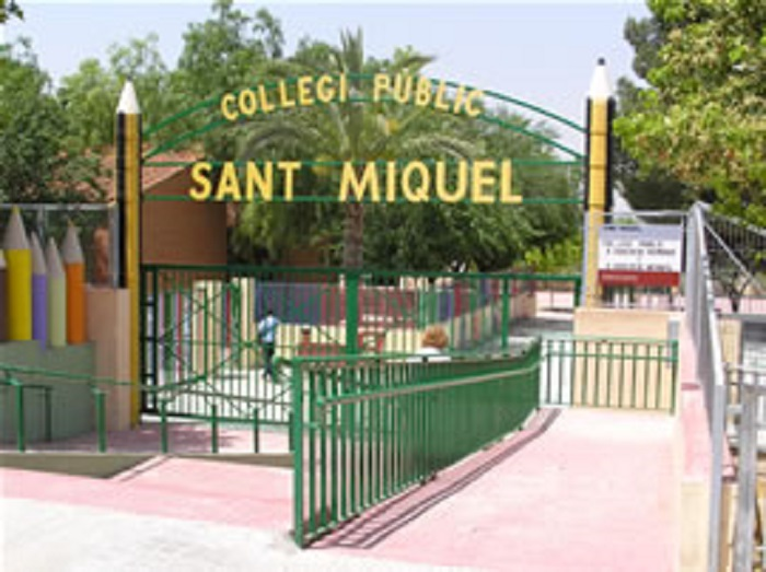 colegio sanmiguel camp de turia