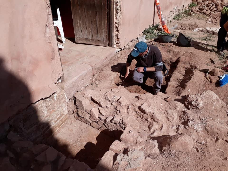 excavaciones camp de turia