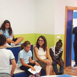 colegio niños huerfanis san vicente ferrer camp de turia