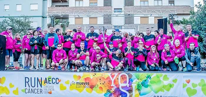 reto cancer camp de turia