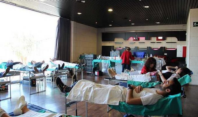 donación sangre camp de turia