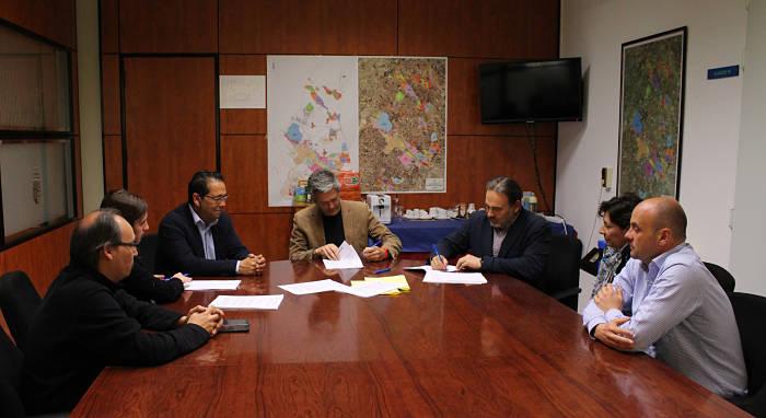 firma contracte recollida residus camp de túria