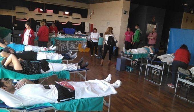 donacion de sangre camp de turia