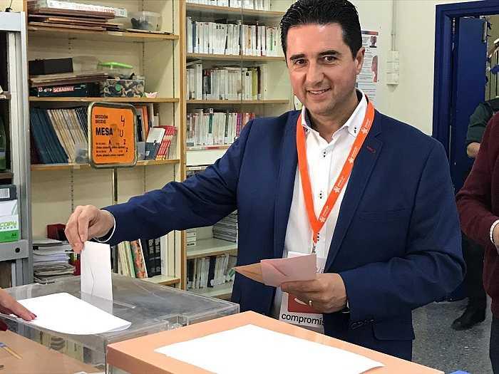 paco garcia elecciones 2019 camp de turia