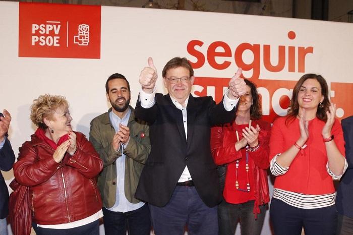 ximo puig elecciones 2019 camp de turia