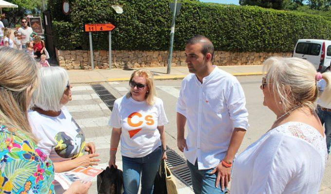 Salva Ferrer ciudadanos camp de turia