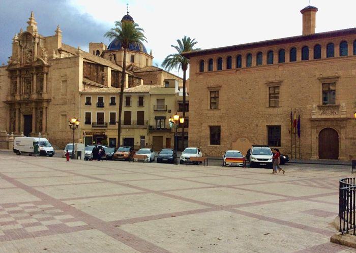 Plaza Mayor camp de turia