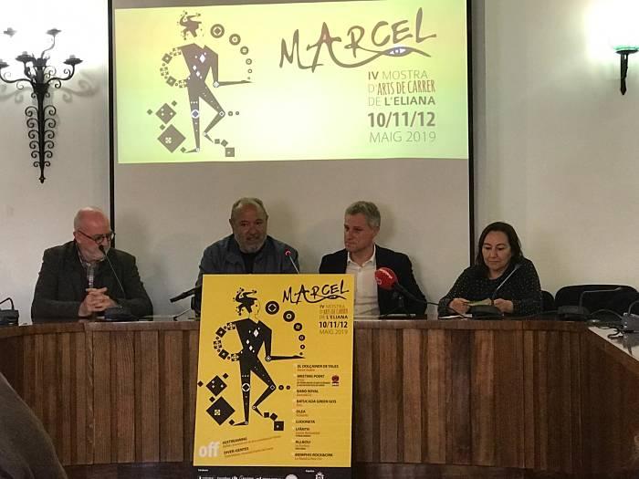Presentació MARCEL 2019 camp de turia