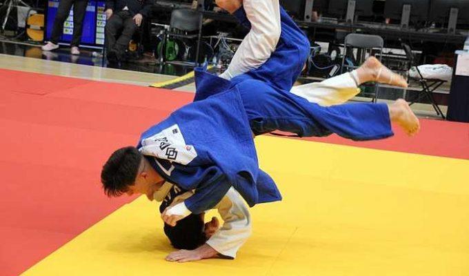 judo camp de turia