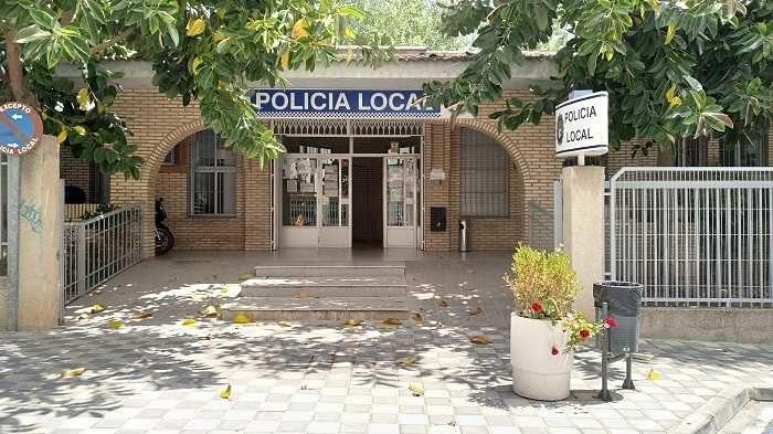 policia local camp de turia