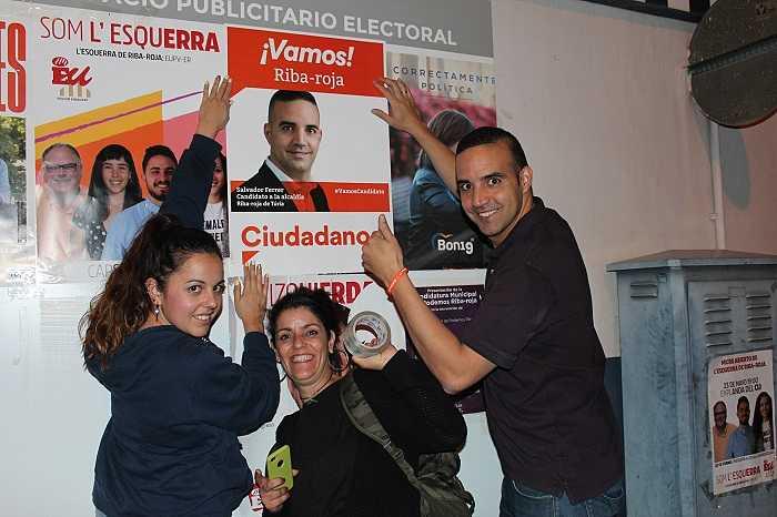 campaña electoral camp de turia
