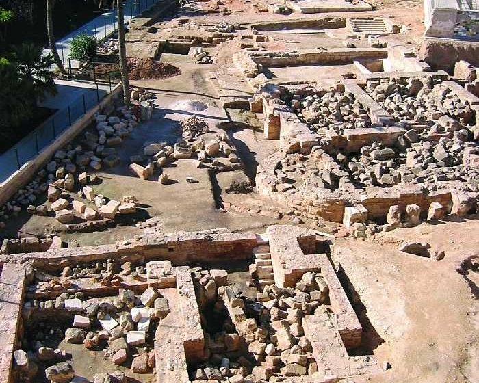 termas romanas camp de turia