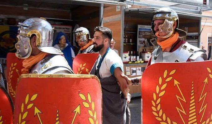 Iberfesta en Olocau el Camp de Túria