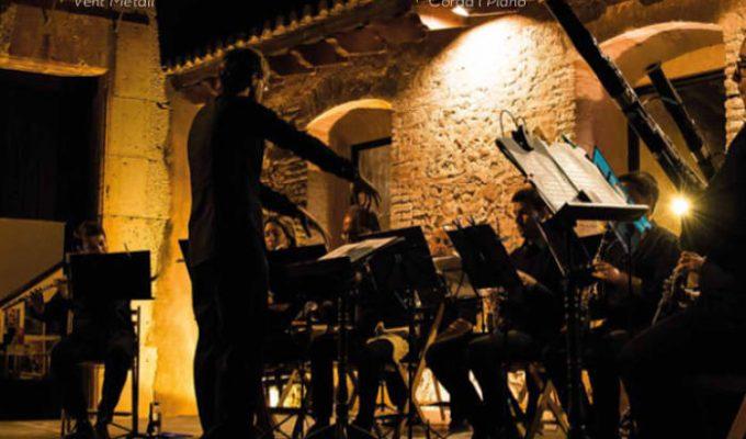 Cartel conciertos Olocau Camp de Túria