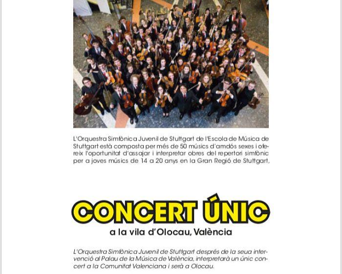 concert Stuttgart Olocau camp de turia