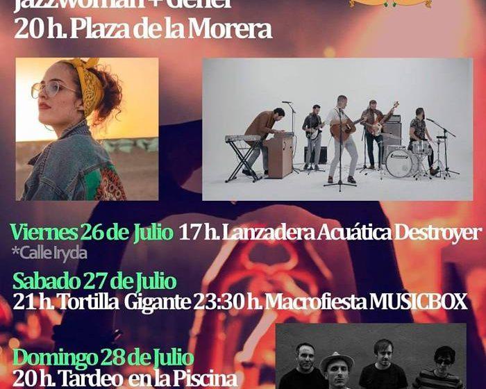 Festival Juventud Loriguilla Camp de Túria