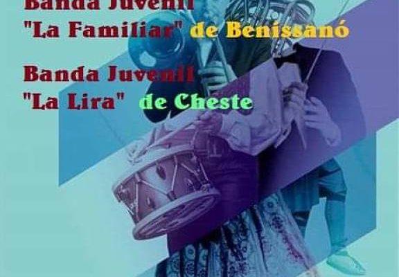cartel intercambio bandas benissano camp de turia
